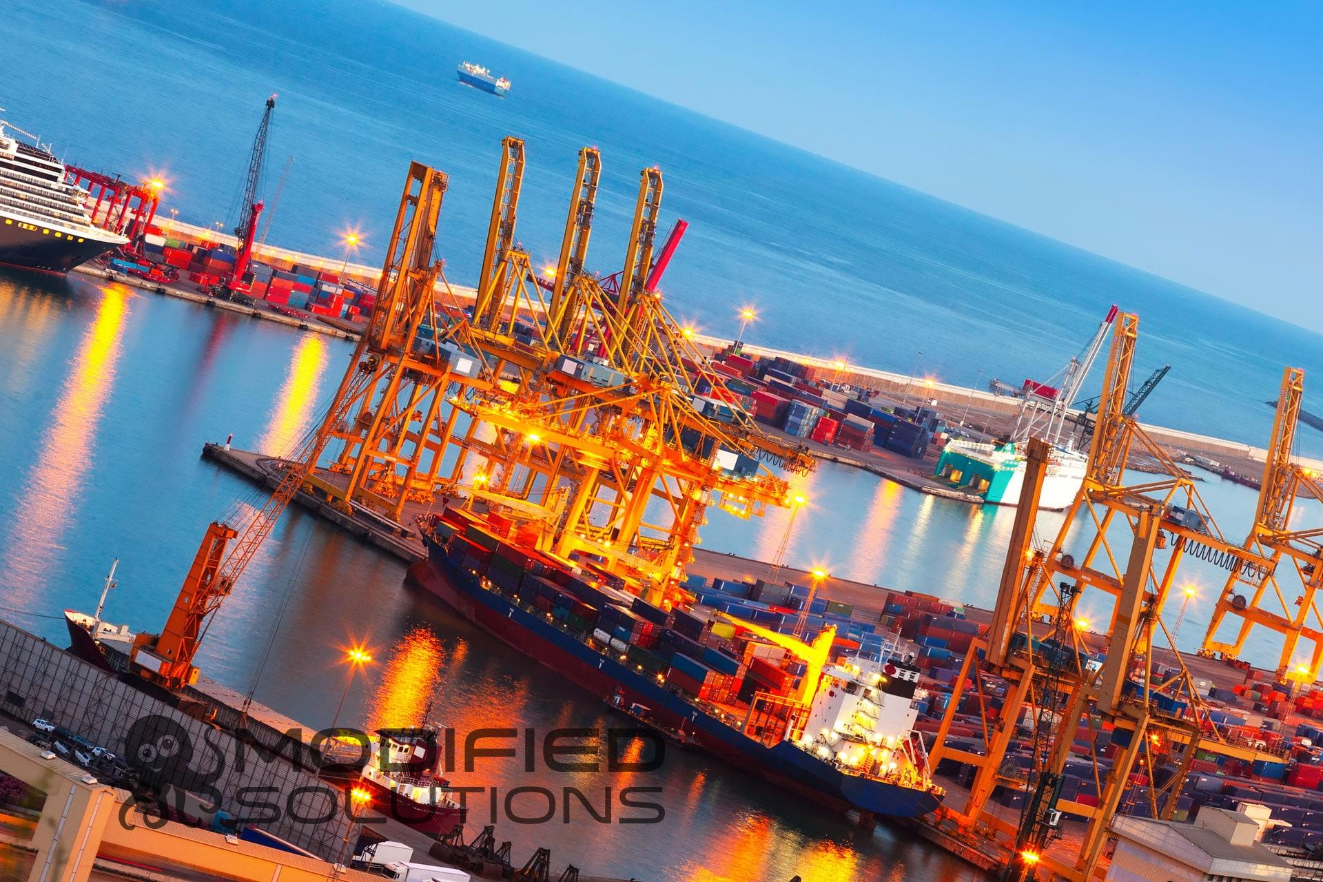Digitalisering og optimering af processer i industrien